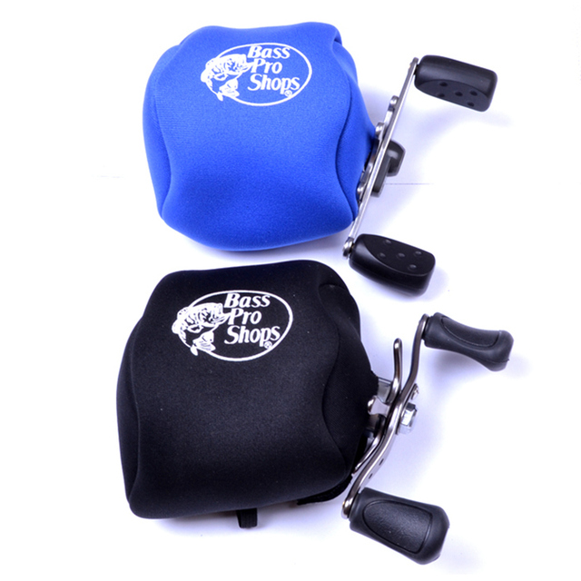 1 Pcs Fishing Reel Cover Reel Bag 23 g Bait Casting Protective Case for Baitcast Reel & Cast Drum Wheel