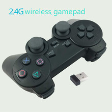 Cdragon Gamepad Android 2.4G wi-fi recreation Joystick controller Joypad for TV Field laptop PC Good Telephone free delivery