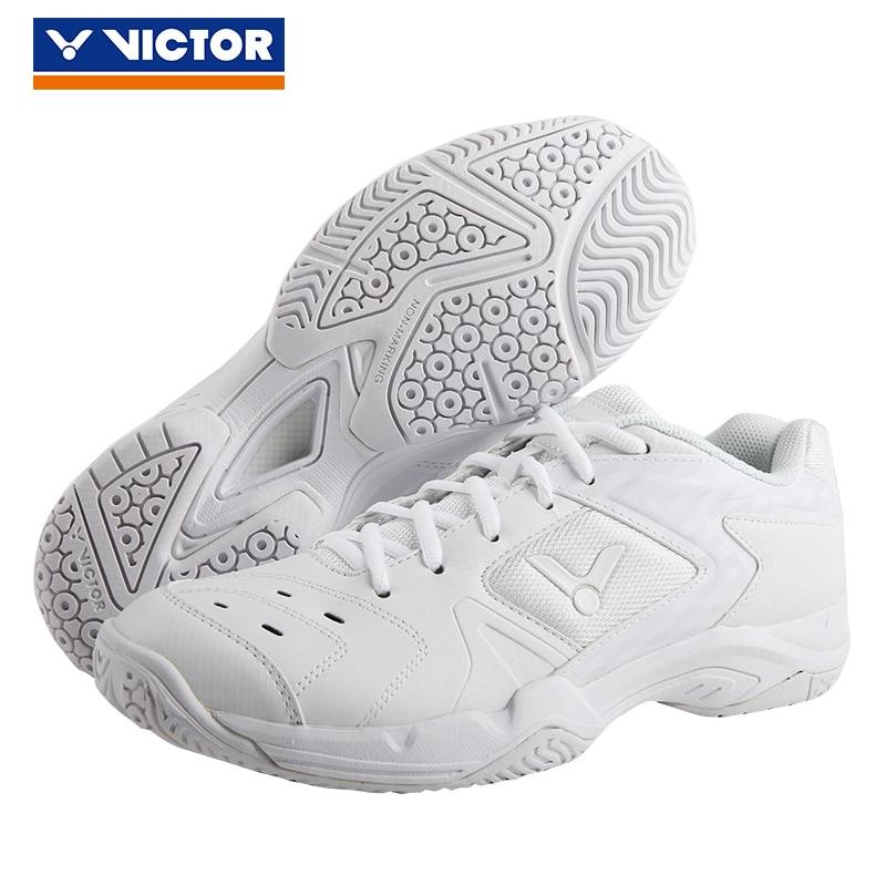 Original Victor White Badminton Shoes