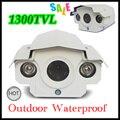 Nueva 1300TVL Cámara CCTV 1/3 SONY CCD Al Aire Libre cámara Impermeable DEL IR HD cámara de Vigilancia W92-TNB-1200 con Matriz de led 50 m noche visión