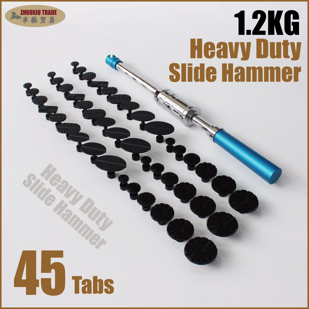 car dent pdr tools paintless dent repair kit slide hammer glue puller lifter remove dents fix suction cup body shops hail damage paintless dent repair tool pdr kit dent lifter glue gun line board slide hammer dent puller glue tabs suction cup pdr tool set
