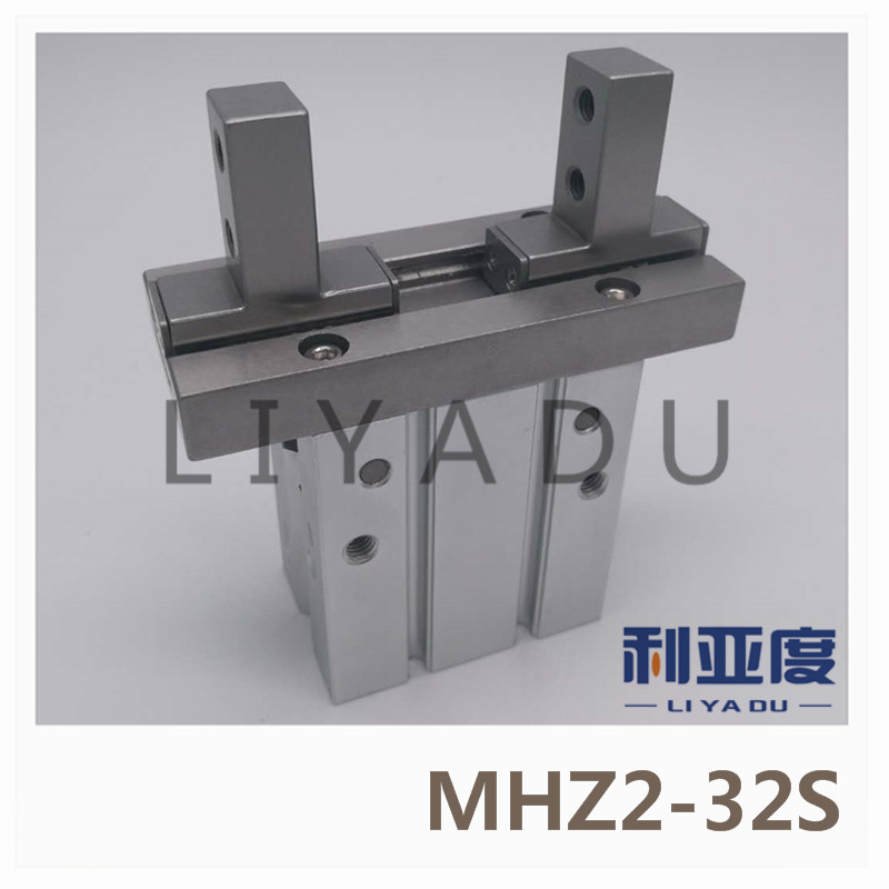 SMC standard type MHZ2-32S Parallel open and close type gas claw / finger / cylinder Single actionSMC standard type MHZ2-32S Parallel open and close type gas claw / finger / cylinder Single action