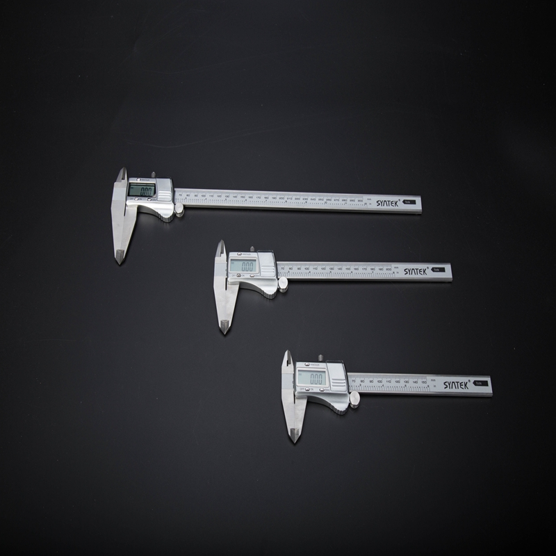 Precision Digital Caliper 0.01mm Industrial Stainless Steel Electronic Measurement Tool Vernier Gauge Micrometer 0-150mm & Box 0 150mm outside micrometer 6pcs set graduation 0 01mm precision measure tool