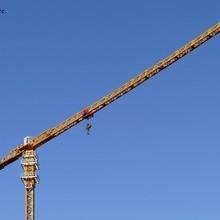 Новинка 1:100 масштабная модель литая под давлением Строительная модель, XCMG XGT7530 Топлесс башенный кран Модель Коллекция