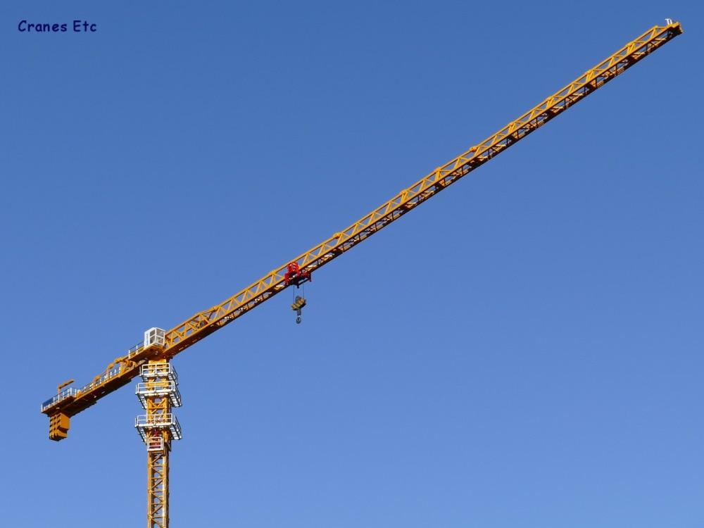 2019 New 1:100 Scale Model Diecast Construction Model, Original XCMG XGT7530 Topless Tower Crane Model Collection 2019 New 1:100 Scale Model Diecast Construction Model, Original XCMG XGT7530 Topless Tower Crane Model Collection