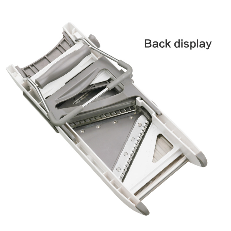 Manual Julienne Vegetable Cutter Mandoline Slicer Fruit Vegetable - Kitchen, Dining and Bar - Photo 6