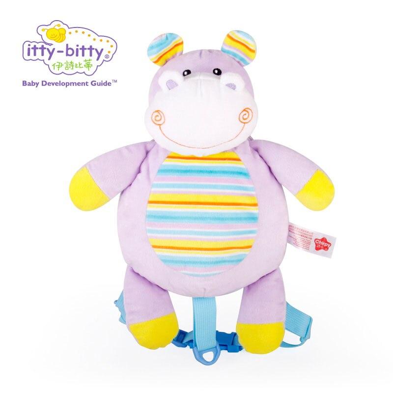 itty-bitty 31 cm Baby Backpack Children Small Book Baby Plush Doll Cartoon Bag Birthday Gift Cute Toy