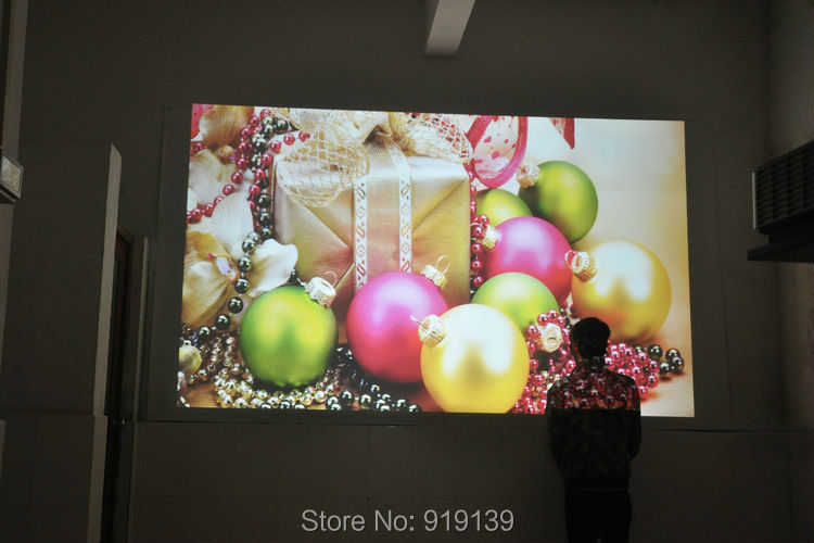 New HD Projector testing pic 2