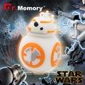Dr.memory Stick Star wars 7 usb flash drive 32gb usb stick 128mb pen drive BB-8 64gb flash card 8gb USB 2.0 key 16gb pendrive