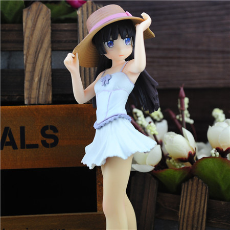19cm Ore No Imouto My Little Sister Can't Be This Cute Sexy Collectible Action Figure PVC toys for christmas gift free shipping