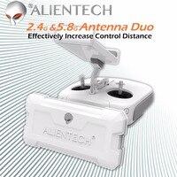 ALIENTECH 3 Standard version Antenna Signal Booster Range Extender for DJI Mavic 2 Pro/Air /Phantom 4/ inspire/M600/Mg 1s