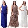 Женская Плюс Размер Вечер Вечернее Платье Кружева 3XL-9XL длинные беременных платья беременных женщин dress беременность одежда плюс размер 420