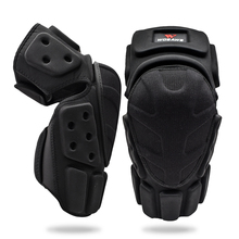 WOSAWE  Motorcycle Knee Protector Pad Motocross Snowboard Skateboard Ski Roller Hockey Sports Protection Kneepad Brace Support