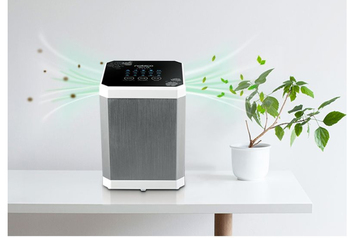 Air Purifier Household Accessories negative ions smoke Removal three-layer filter household appliances