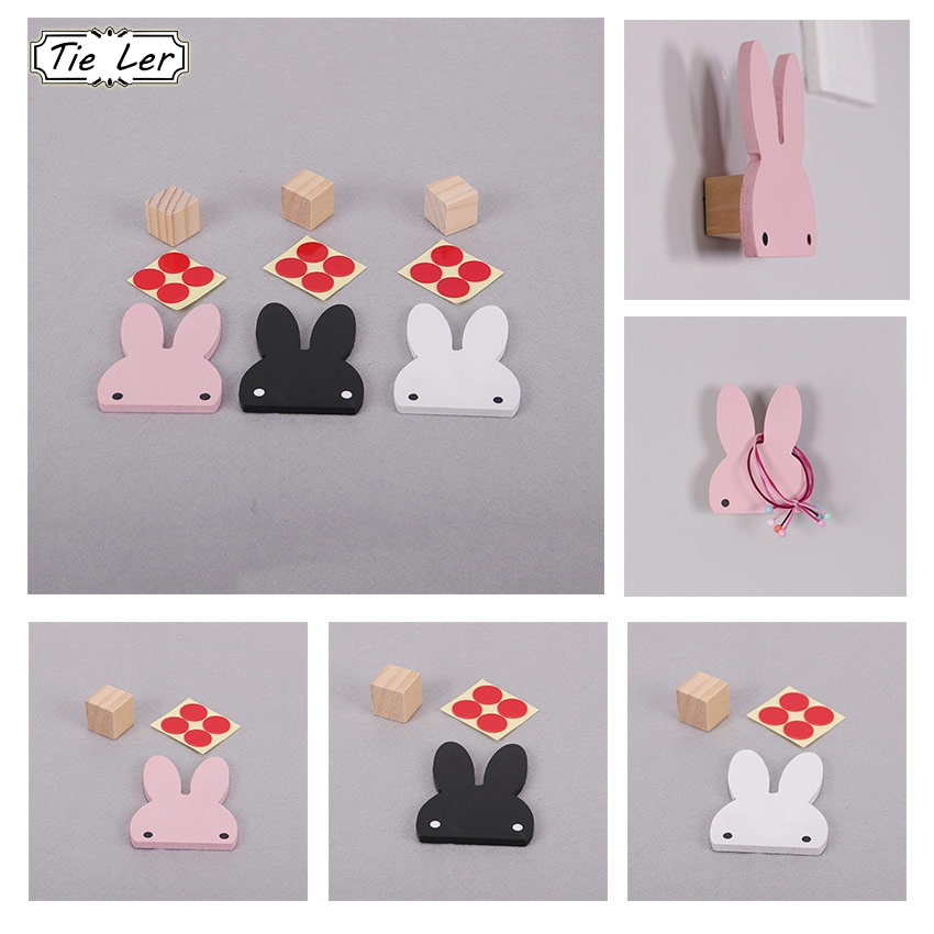 Multifunction, Decoration, Room, Hook, Sticker, Wood