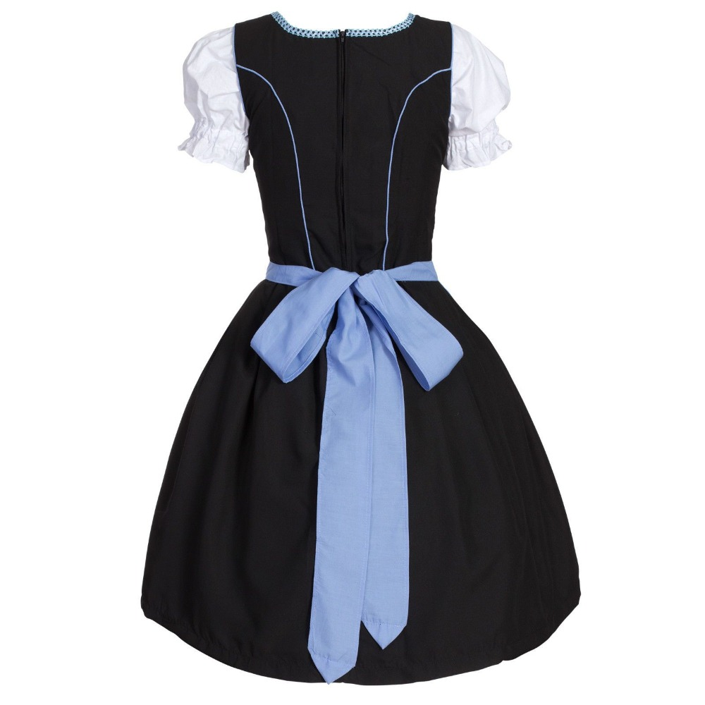 Dirndl German Oktoberfest Beer Maid 1
