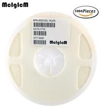MCIGICM 5000PCSการยกเว้นSMD 0603 8P4R 2*4Pอาร์เรย์ตัวต้านทานเครือข่าย 0 โอห์ม ~ 910 โอห์ม,1Kโอห์ม ~ 910K OHM