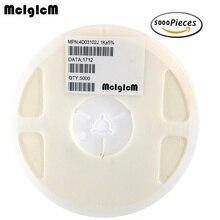 MCIGICM 5000pcs SMD exclusion 0603 8P4R 2*4P Network Resistor array 0 ohm ~ 910 ohm , 1K ohm ~ 910K ohm