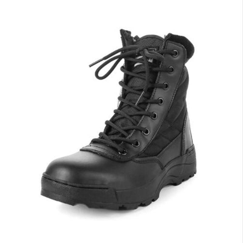 L'ouest Haute Travail Qualité Swat Boot De Armée Police Noir Air En Militaire Bottes Tactique Hommes Plein sand Avec xBn4Cqfx