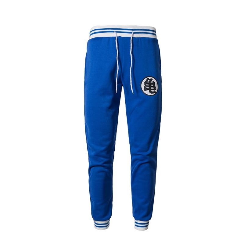 Image 4 - 2019 New Anime Dragon Ball Z GOKU  Sweatpants Men Brand Casual Exercise Trousers Pants Men Cotton Elastic Pants Joggers Pants-in Casual Pants from Men's Clothing