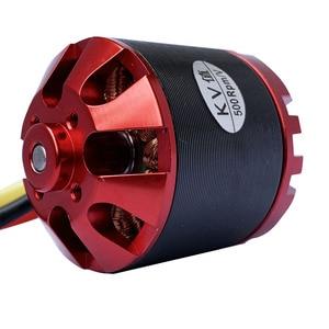 Image 2 - 1 Pc 4250 Zwitserse Motor Borstelloze Outrunner Dc Motor Sterke Voeding 500KV Grote Koppel Externe Rotor Motor Met Grote stuwkracht