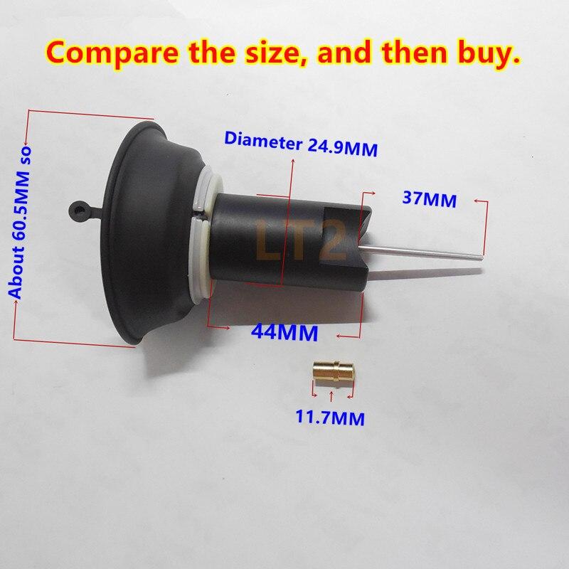 (Fri frakt) Mikuni förgasare EN125 kolvmembranenhet konfigurerad Jet-nål (JN) och nålstråle (NJ) för GS125-modeller