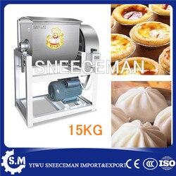 15kg dough mixer machine bakery equipment