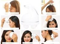 Electric Head Scalp Massager Health Care Product Brain Relaxation Headache Stress Relieve Magic Face Massager