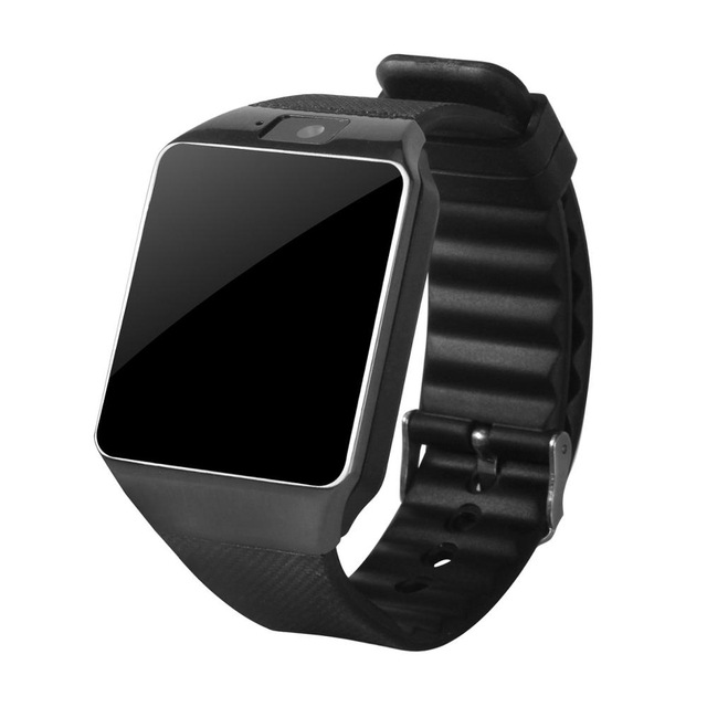 Inteligentny zegarek Bluetooth Smartwatch DZ09 Android Rozmowa - Zegarki damskie - Zdjęcie 5