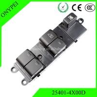 Power Window Control Switch 25401 4X00D For Nissan Navara D40 Qashqai Pathfinder 254014X00D 25401 4X00D