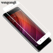 все цены на Hard Edge Protective Film for xiaomi redmi 4X 3D Mobile Protective Film for redmi 4X Note 4X Full Covered Screen Protective Film онлайн
