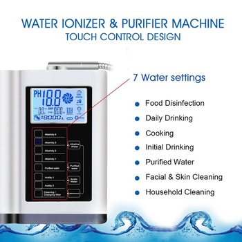 alkaline acid water machine