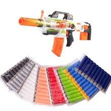 Заправка пены пуля дротики для Nerf/N-strike элитная Серия бластеров детский игрушечный пистолет заправка пенные дротики пуля