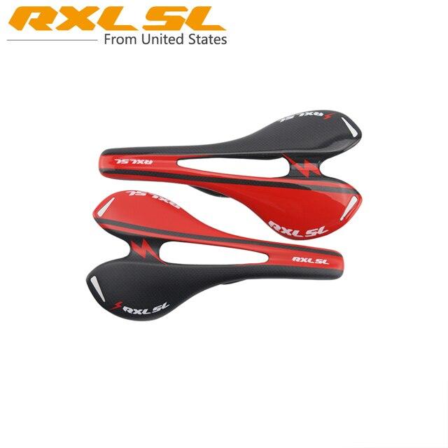 Цена за Дорожный велосипед седло mtb седла углерода дорожный мотоцикл сиденье rxl sl велоспорт велосипед углерода седло сиденье 275*143 3 К/ud глянец/матовая rq12