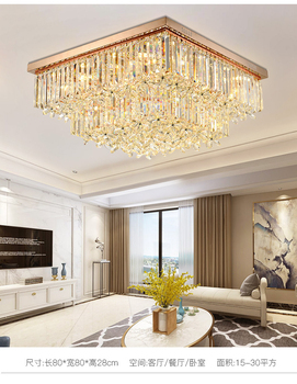 광장 크리스탈 천장 조명 거실 홈 다이닝 라이트 램프 호텔 크리 에이 티브 레트로 철 램프 e14 led 전구