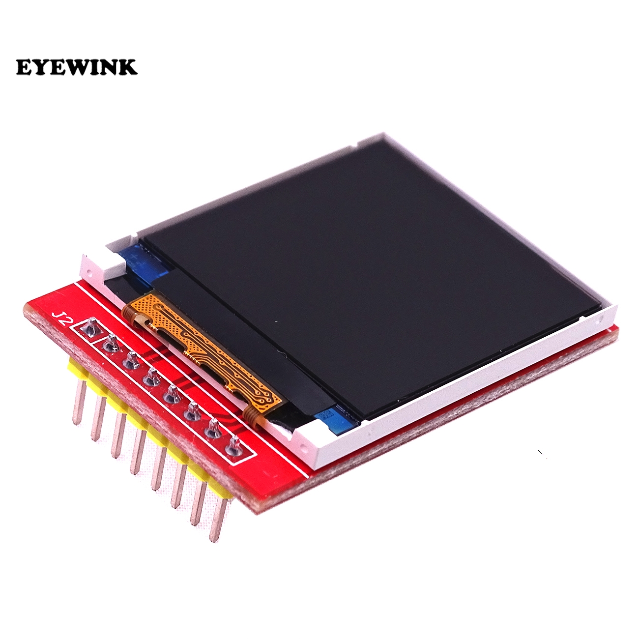 """10pcs LCD 1.44/"""" Red Serial 128X128 SPI Color TFT LCD Display Module Nokia 5110"""