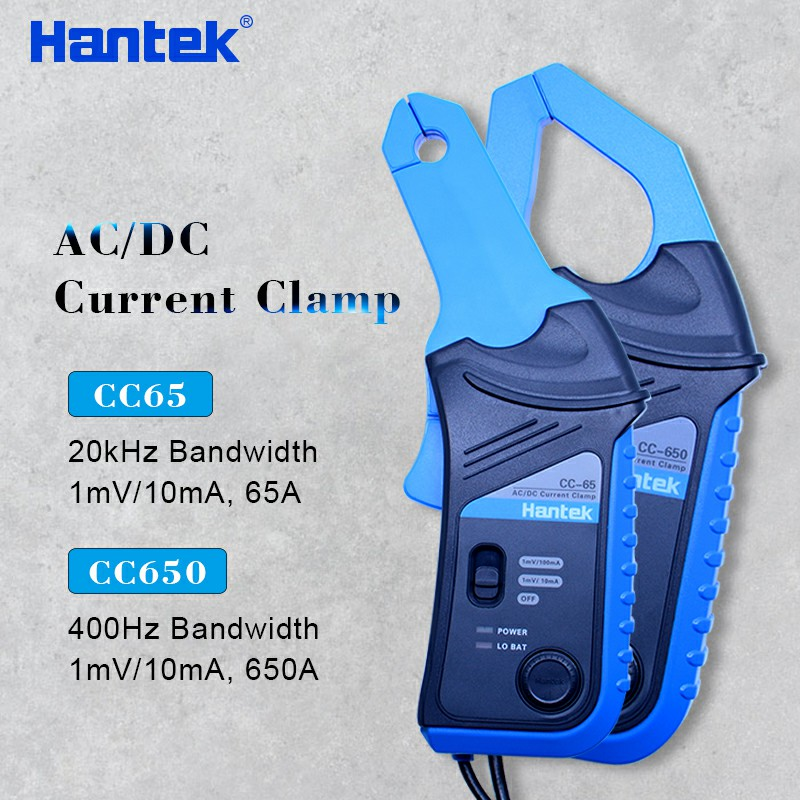 CC65 Hantek CC-65 AC/DC Current Clamp Meter Multimeter with BNC Connector from factory directly cc 65 hantek cc 65 ac dc current clamp meter multimeter with bnc connector page 3