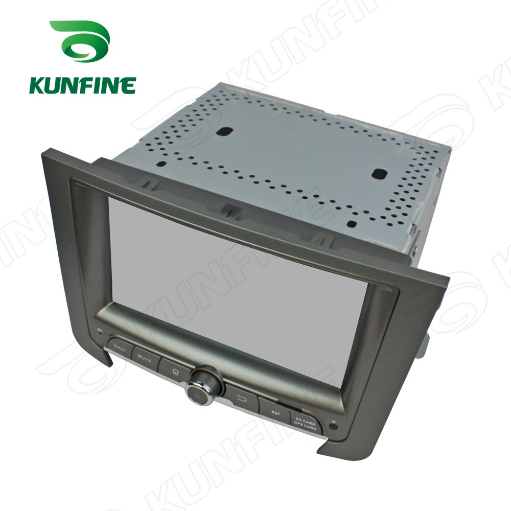 Car dvd GPS Navigation player for SsangYong REXTON D