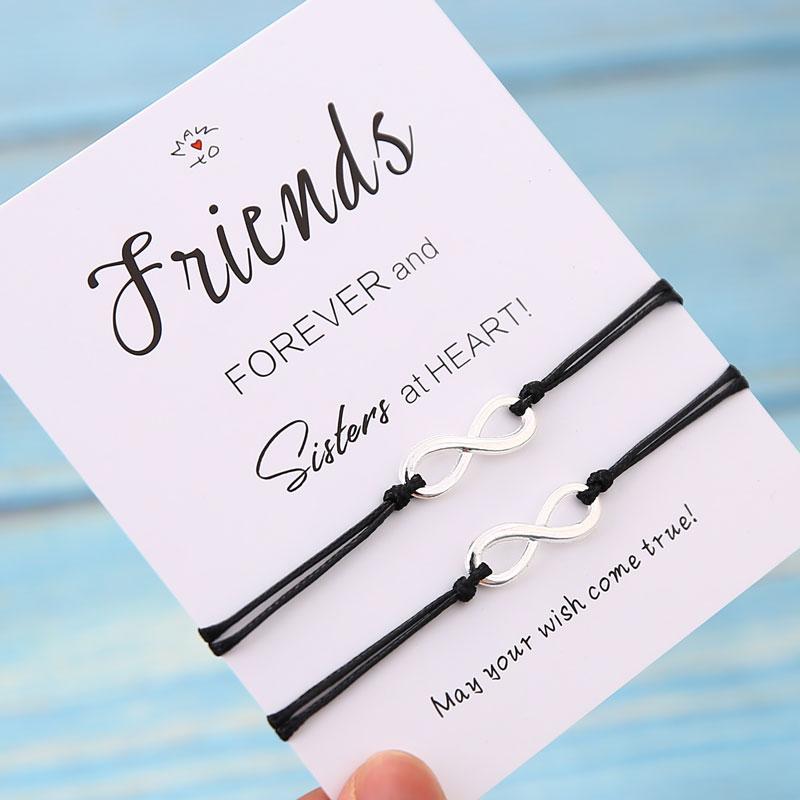 Friendship Bracelet For Infinity