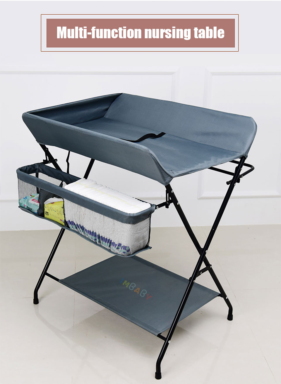 - IMBABY Baby Changing Table For 0 24 Months Baby Newborns Diaper