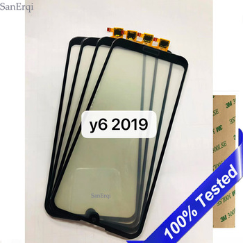 Touch screen For Huawei Y6 2019 MRD-LX1N Y6 Pro (2019) Y6 prime Digitizer Display front glass lens SanErqi image