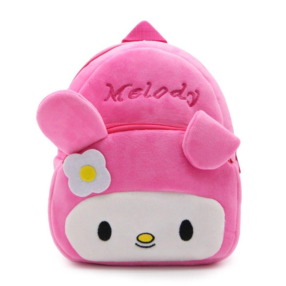 Zshop Cute Rabbit Backpack for Children in Kindergarten Kids Cartoon Schoolbag for 1 to 3 Old Kids