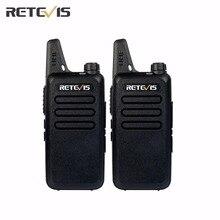 2 pcs Retevis font b Walkie b font font b Talkie b font Transceiver RT22 UHF
