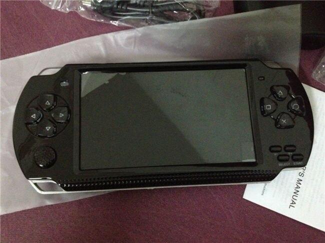 Livraison gratuite console de jeu portable mémoire réelle 8 GB jeu vidéo portable construit en mille jeux gratuits mieux que sega tetris nes