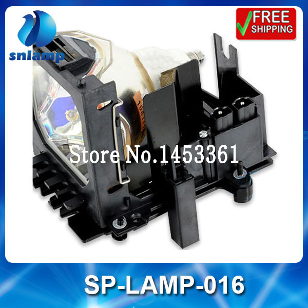 Replacement projector lamp bulb 78-6969-9719-2/SP-LAMP-016 for PB9200/PE9200/ MP-58i/RLC-006 sp lamp 078 replacement projector lamp for infocus in3124 in3126 in3128hd