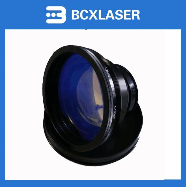 10.6um 110*110mm laser F-Theta scan lens Laser parts 110 110