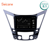 Seicane 9 All in One Android 8.1/7.1 Car Multimedia Player GPS Navigation system For 2011 2012 2013 2015 HYUNDAI Sonata i40 i45