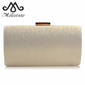 Milisente Evening Bags Women Clutch Bag Ladies Wedding Clutches Female Party Bag