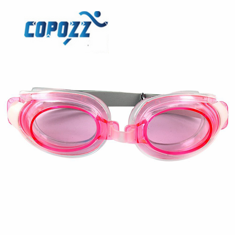 COPOZZ New Arrive 1*Outdoor Swimming Glasses Unisex Goggles Anti-fog Swimming Water Pool Kids Eyewear Glasses Free shipping!