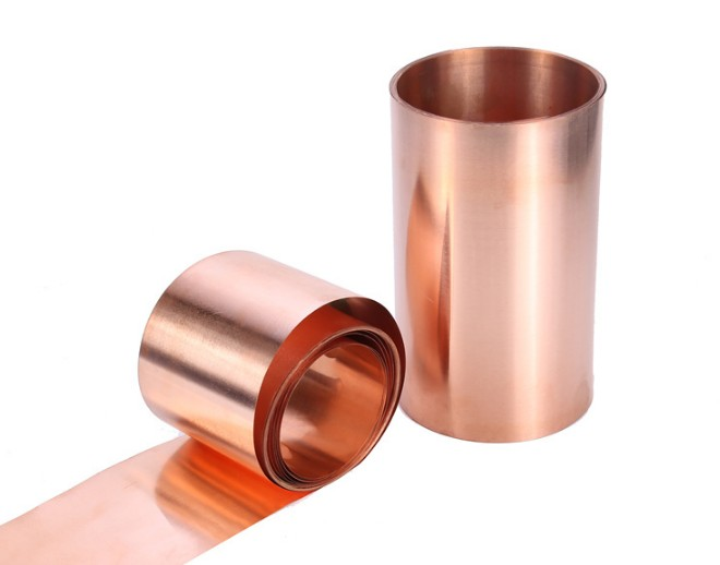 Copper Foil Tape Shielding Sheet 200 Mm *1Meter  Double Sided Conductive Roll For Avoid Voltage And Current